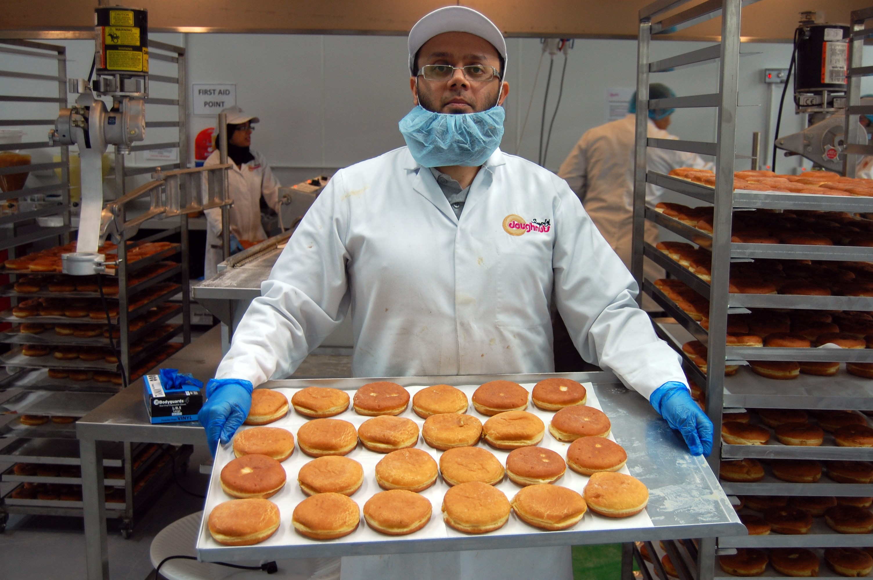 Lean manufacturing for Simply Doughnuts
