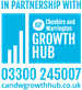 Cheshire and Warrington Business Growth Hub