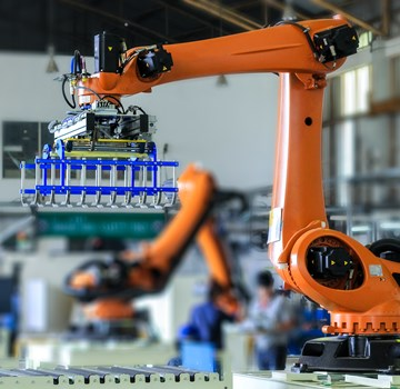 Picture of Too few robots a 'danger' to UK economy