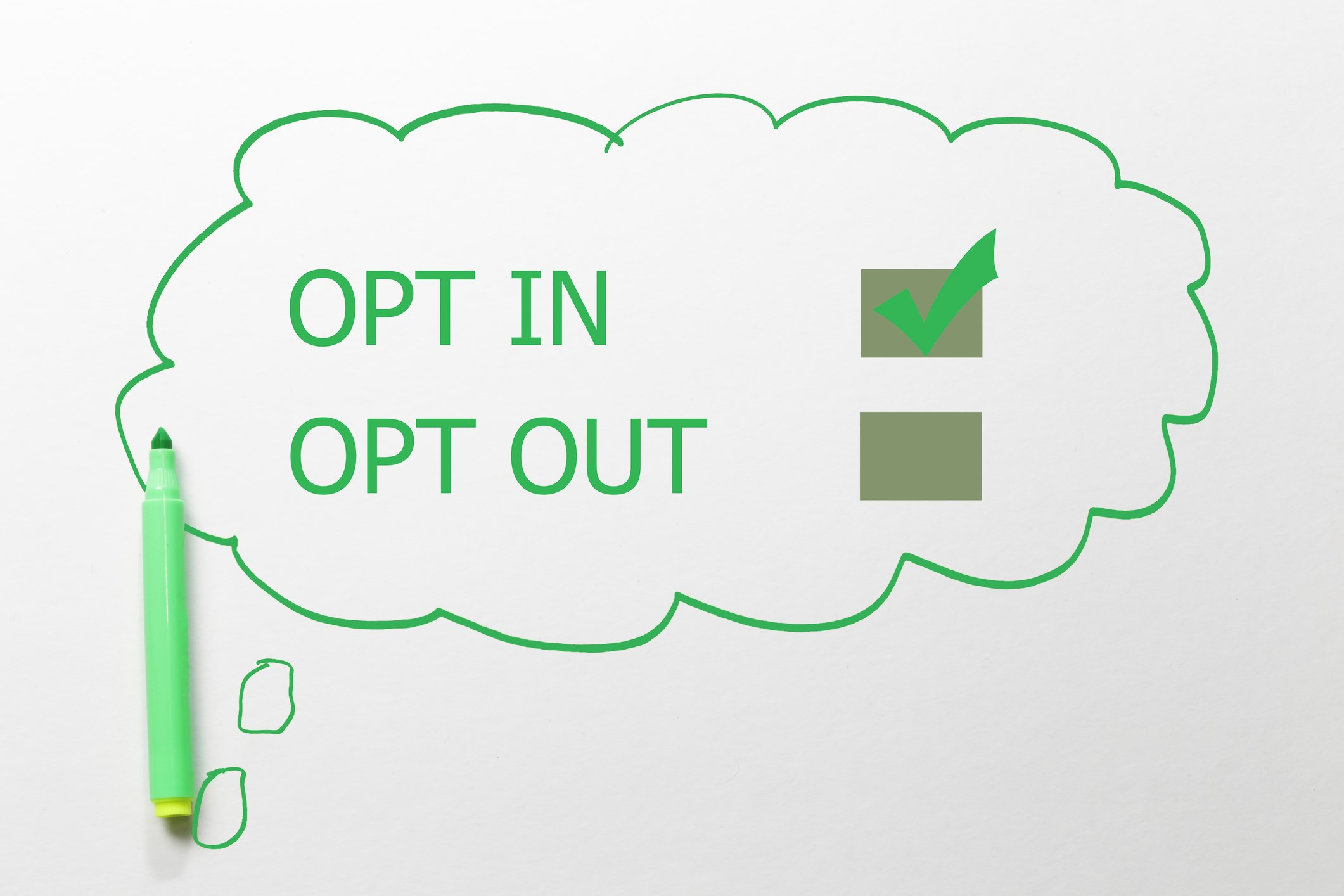 Best practice for Email Opt-In Forms