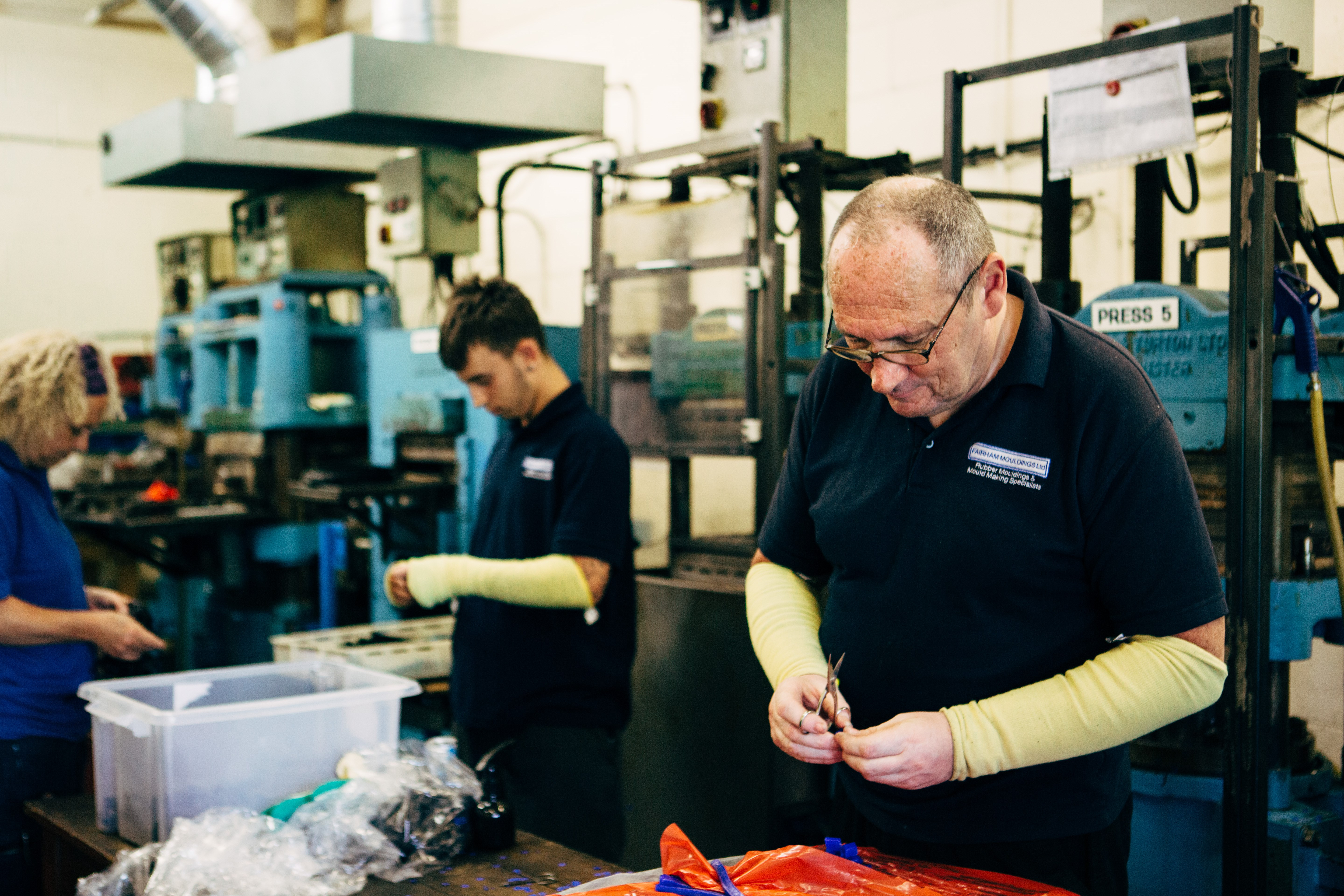 Funding for Lean implementation brings new business for Fairham Mouldings