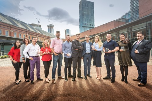 Venturefest North West 2018 winners