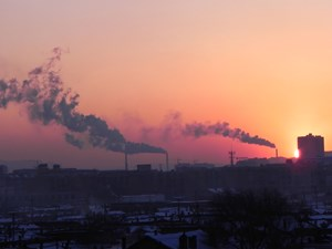 pollution_at_sunset_rgbstock