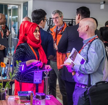 Picture of Innovators showcase graphene-enhanced products