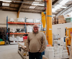 "Merseyside manufacturer is adding low carbon and ""smart"" mortars to the construction sector"