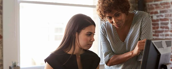 Mentoring - a huge opportunity for women